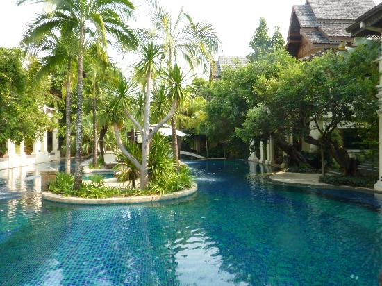 Khum Phaya Resort & Spa, Centara Boutique Collection: Piscina