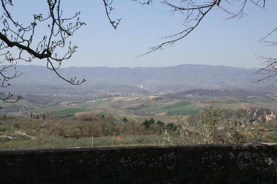 Relais Villa Belpoggio: Views