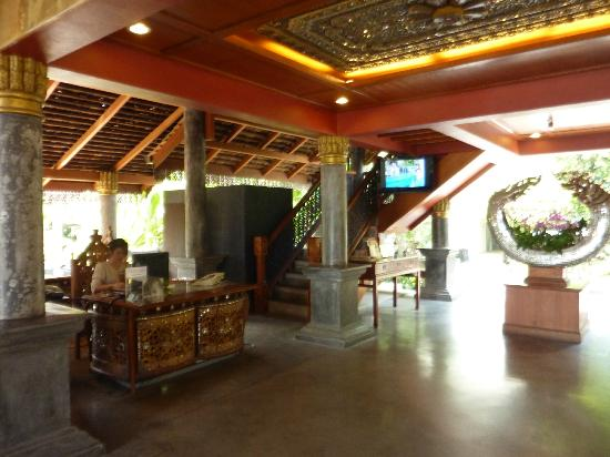 Khum Phaya Resort & Spa, Centara Boutique Collection: check In