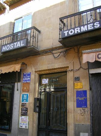 Hostal Tormes