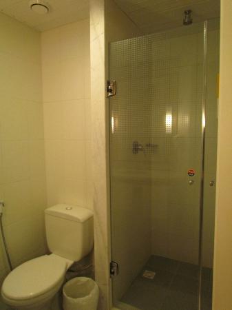 Hotel Ibis Sao Jose: box banho