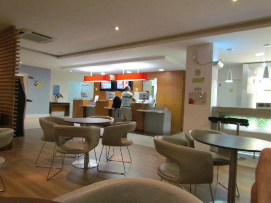Hotel Ibis Sao Jose: recepção