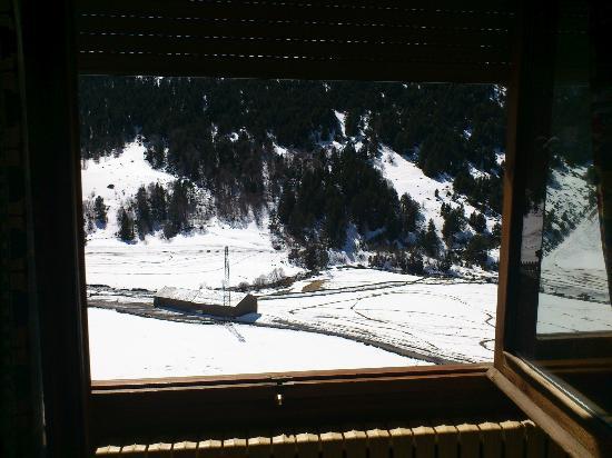 Hotel Austria: vistas