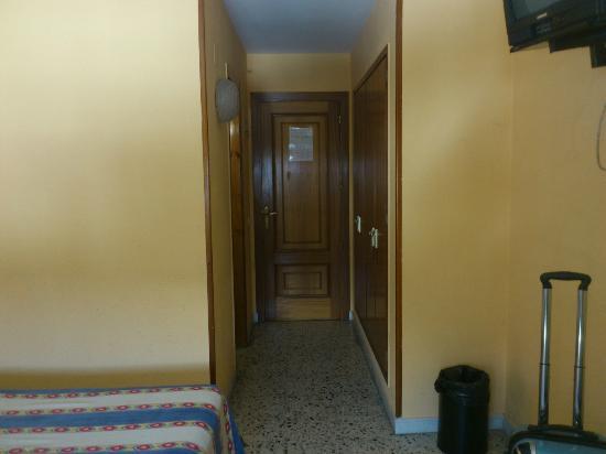 Hotel Austria: la puerta de entrada