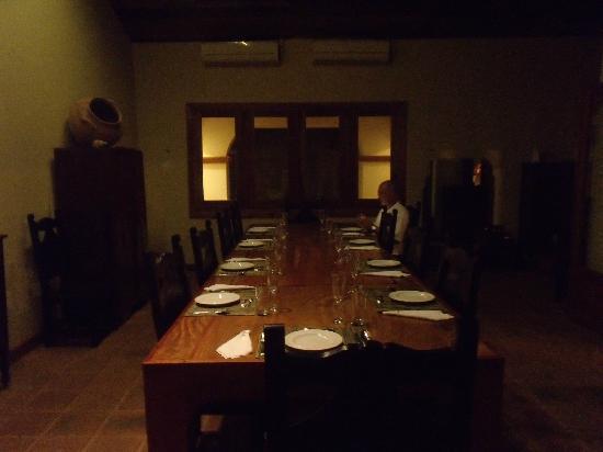 Hotel Casa de Campo Pedasi: Dining Room