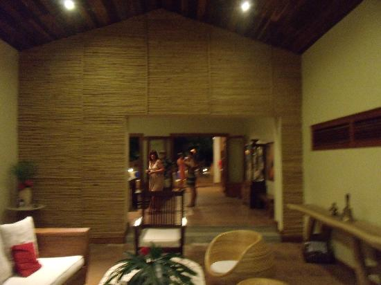 Hotel Casa de Campo Pedasi: From Dining Room