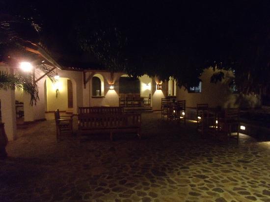 Hotel Casa de Campo Pedasi: Commom Area
