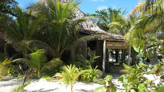 Hotel Akumal Caribe: the Spa