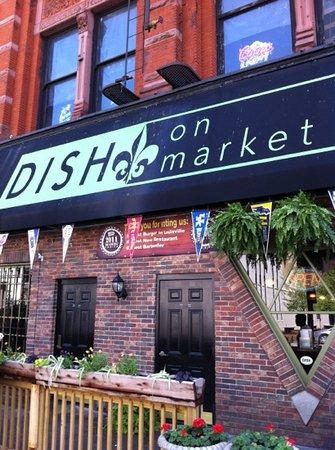 Dish on Market
