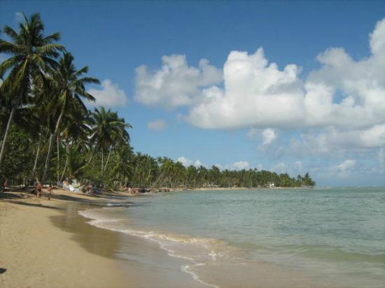 Grand Bahia Principe El Portillo : Plage