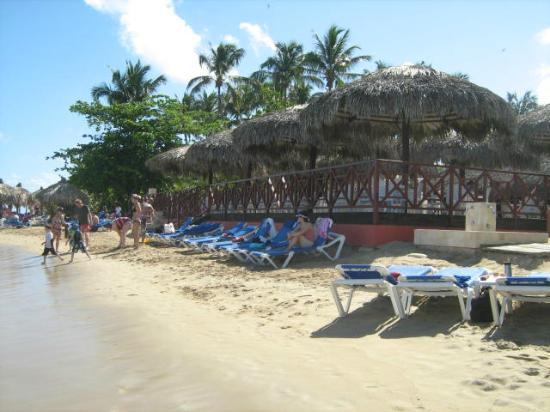 Grand Bahia Principe El Portillo : Le snak bar