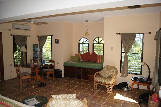 Thatch Caye Resort: Casita