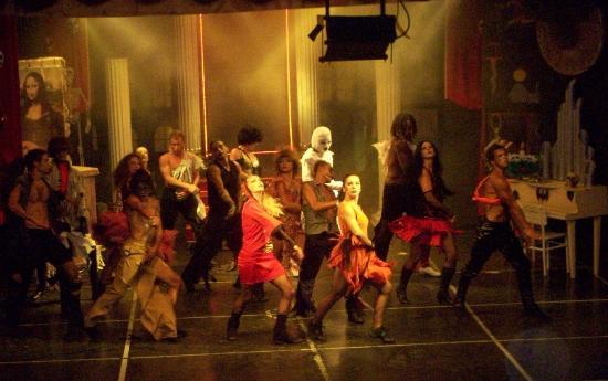 Letoonia Club & Hotel : Entertainment