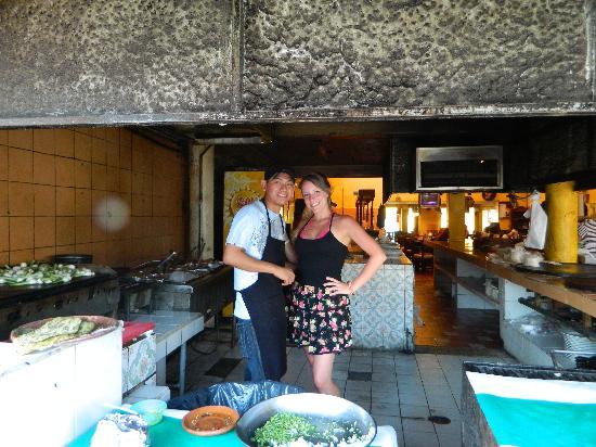 El Sarape: Meals are so good :)