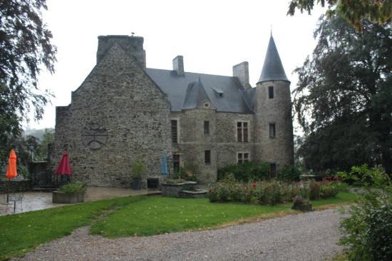 Hotel Restaurants du Chateau d'Agneaux : The chateau