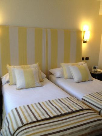 Hotel Casa Higueras: Room
