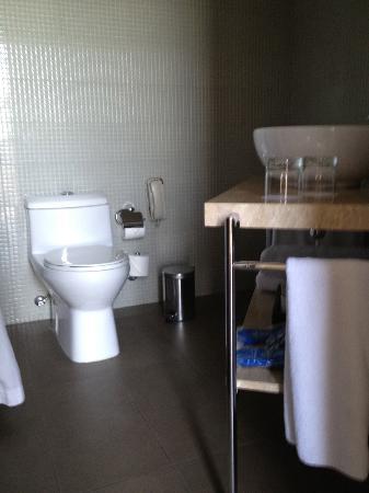 Hotel Casa Higueras: Bath