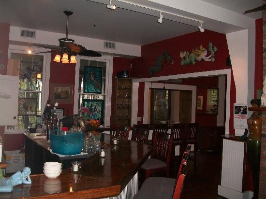 Florida House Inn: Mermaid bar