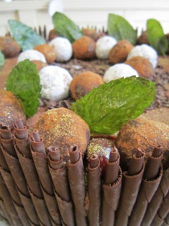 Tramezzini : Chocolate