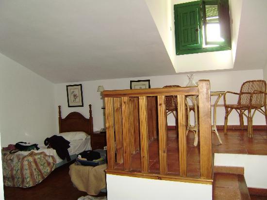 Palacio Buenavista Hospederia: Habitación doble