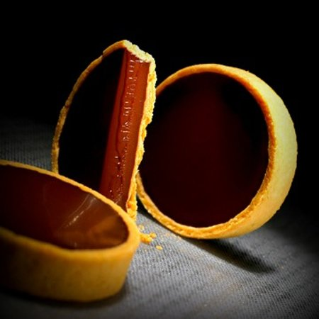 Tramezzini : Chocolate Tart