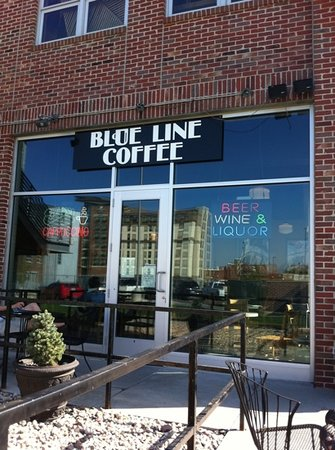 Blue Line Coffee