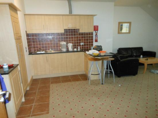 Lahinch Golf & Leisure Hotel: kitchen area