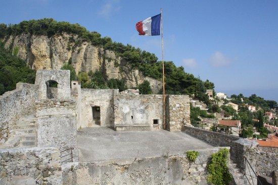 Chateau de Roquebrune-Cap-Martin