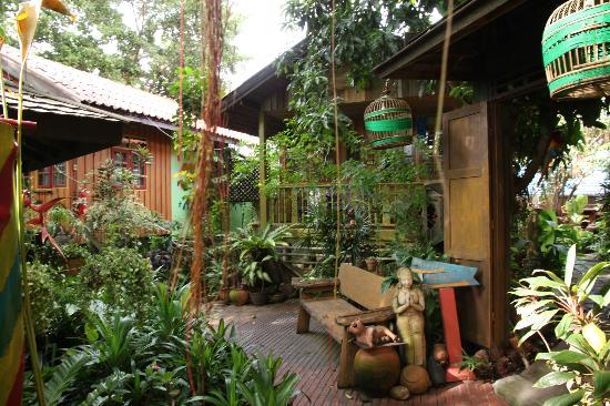 Varinda Garden Resort: le jardin