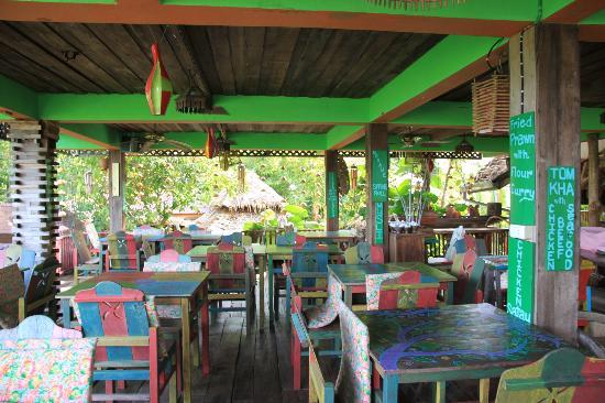 Varinda Garden Resort: le restaurant