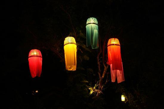 Varinda Garden Resort: la nuit