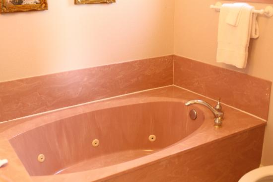Arbor House Bed and Breakfast Inn: Jacuzzi