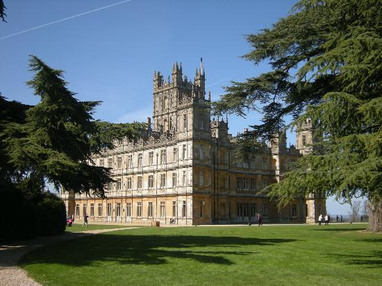 Newbury, UK: Highclere Castle