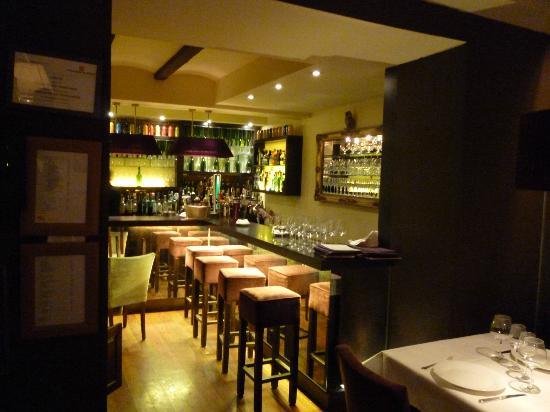 El Paraguas : The bar