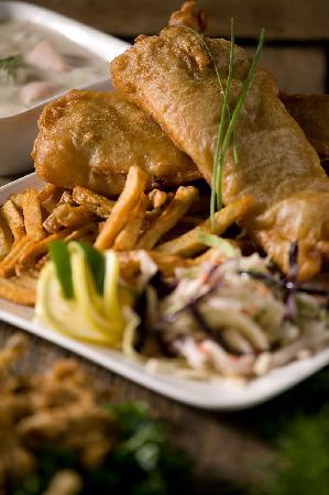 Kalays: Fish n' Chips w/ Fresh Cut Fries