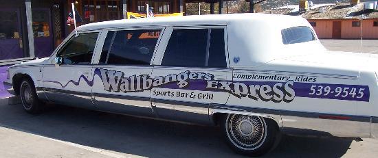 Wallbangers: Limo ride