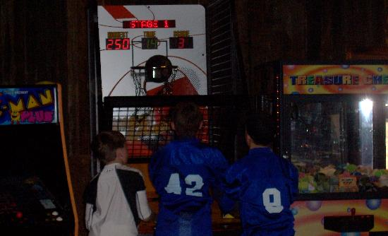 Wallbangers: arcade
