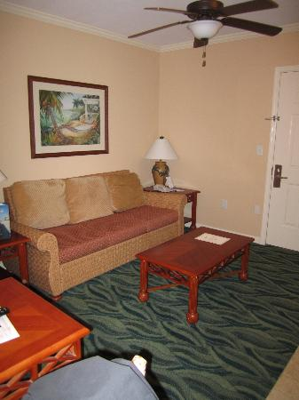 Westgate Myrtle Beach Oceanfront Resort Standard Room