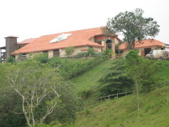 San Sebastian, Puerto Rico: vista de la hacienda