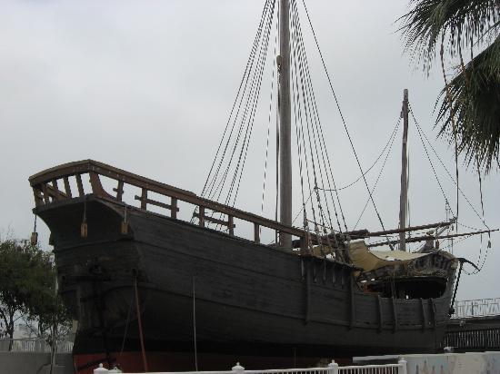 Corpus Christi Museum of Science and History: Columbus Ship