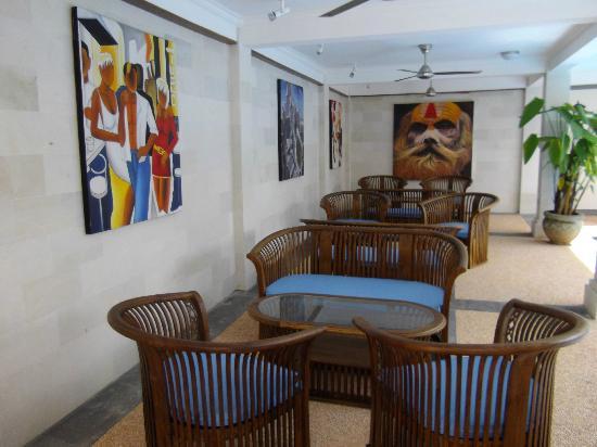 Aquarius Beach Hotel Sanur: hard to believe