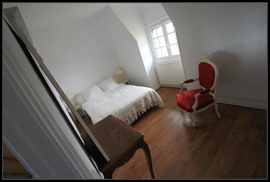 Manoir du Vert Galant : Appartement Ceriseraie 2 pièces Chambre
