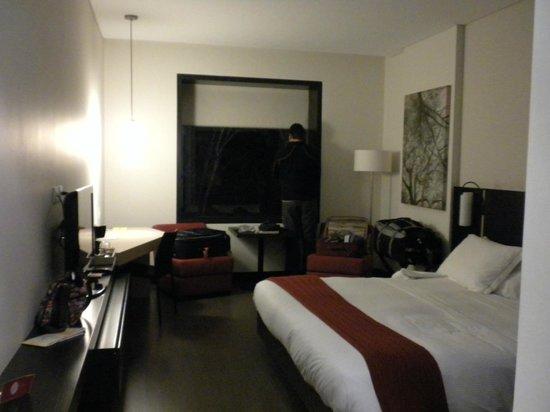 Cite Hotel: room 5th floor