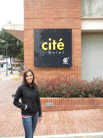 Cite Hotel: the hotel