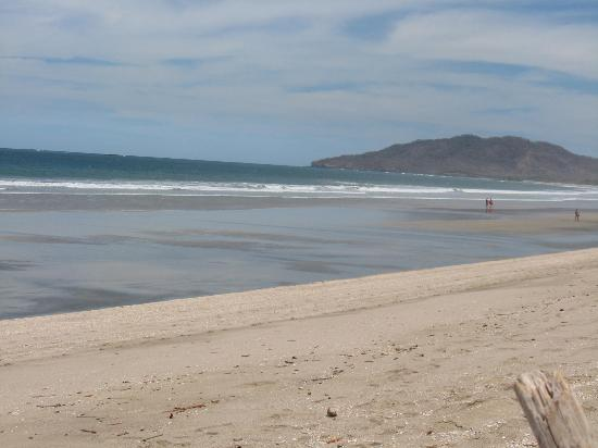 Hotel Bula Bula: Playa Grande. We had the beach to ourselves