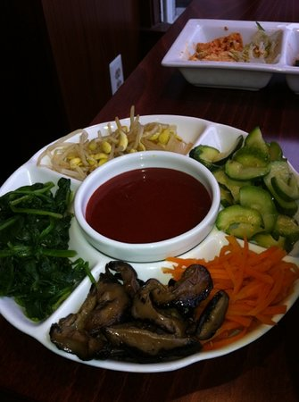 Photo of Asian Restaurant Mandu at 1805 18th Street Nw, Washington, DC 20009, United States