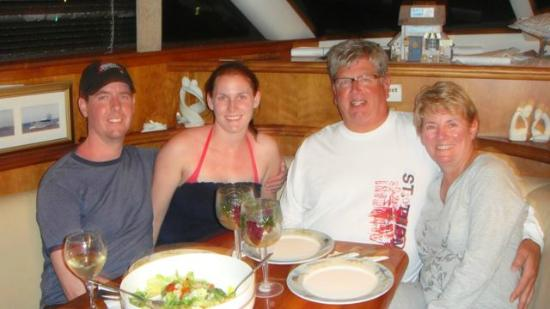 Shooting Star Charters: The Crew