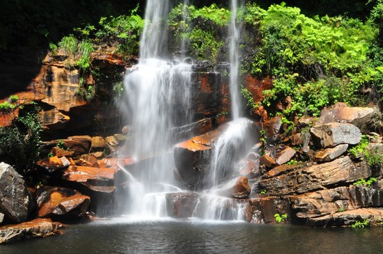 Queensland, Australie : Rainbow Falls