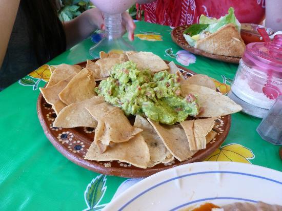 Vortex Cafe: Guacamole