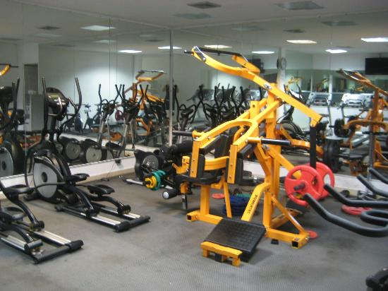 Hotel Playa Blanca Beach Resort : Gym